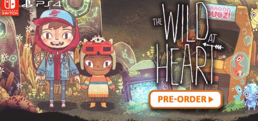 The Wild at Heart, Switch, Nintendo Switch, PlayStation 4, PS4, Europe, gameplay, release date, price, Features, screenshots, Humble Games, Moonlight Kids
