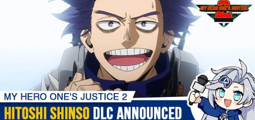 My Hero One's Justice 2, My Hero One's Justice, My Hero Academia, Boku no Hero Academia, PS4, PlayStation 4, Xbox One, XONE, Nintendo Switch, Switch, Bandai Namco Entertainment, Bandai Namco, Boku no Hero Academia: One's Justice 2, characters, update, Japan, Asia, features, gameplay, trailer, screenshots, update, DLC, Hitoshi Shinso