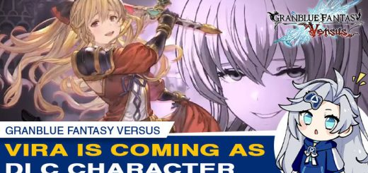 Granblue Fantasy, US, Europe, Japan, release date, trailer, screenshots, XSEED Games, Cygames, update, PlayStation 4, PS4, features, gameplay, update, Granblue Fantasy Versus, DLC, Vira