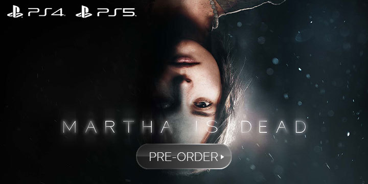 Martha is Dead, PlayStation 5, PlayStation 4, Europe, gameplay, features, release date, price, trailer, screeenshots, PS5, PS4