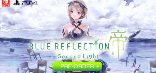 Blue Reflection: Second Light, Blue Reflection Second Light, Blue Reflection Second Light, Gust, Koei Tecmo, gameplay, features, PS4, PlayStation 4, Europe, Switch, Nintendo Switch, Release date, Trailer, screenshots, pre-order, Japan Version, Asia Version, Chinese Subtitles