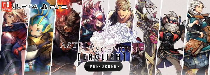 Astria Ascending, English, PlayStation 5, PlayStation 4, Nintendo Switch, Switch, PS5, PS4, Japan, gameplay, features, release date, price, trailer, screenshots