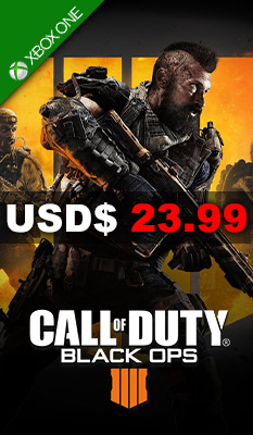 Call of Duty : Black Ops 4 Activision