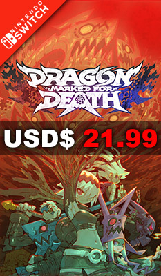 Dragon Marked for Death Nighthawk Interactive