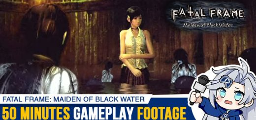 Fatal Frame: Maiden of Black Water (English), Zero: Nurekarasu no Miko, Fatal Frame Maiden of Black Water, Koei Tecmo, Nintendo Switch, Switch, release date, trailer, features, screenshots, pre-order now, Japan, Asia, PS4, PlayStation 4, news, update, Gameplay footage
