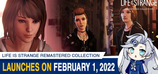 Life is Strange, Life is Strange Remastered Collection, Square Enix, PS5, PS4, Xbox One, Xbox Series X, XONE, XSX, Nintendo Switch, Switch, PlayStation 5, PlayStation 4, gameplay, features, release date, price, trailer, screenshots, update