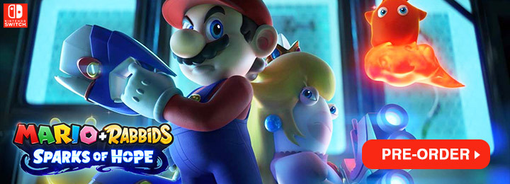 Mario + Rabbids Sparks of Hope, Mario & Rabbids, Ubisoft, Nintendo Switch, Switch, US, Europe, Japan, Asia, Ubisoft, gameplay, features, release date, price, trailer, screenshots
