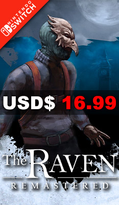 The Raven Remastered  THQ Nordic
