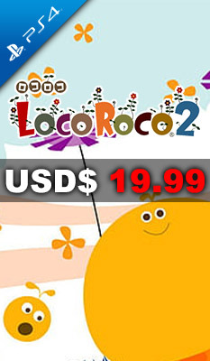 LocoRoco 2 Remastered (English & Chinese Subs)  Sony Computer Entertainment