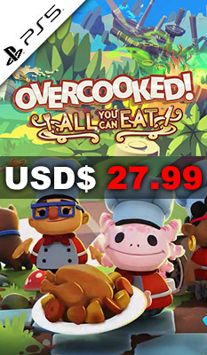 Overcooked! All You Can Eat  Team 17