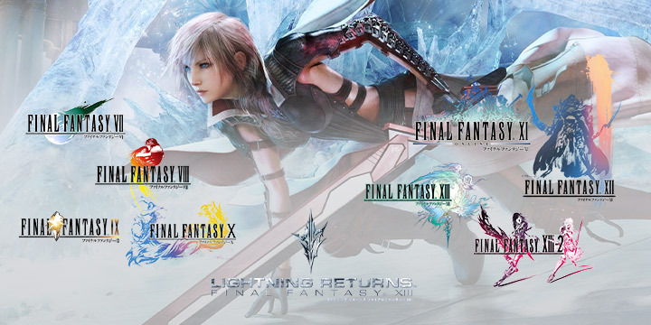Final Fantasy series for PC