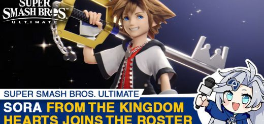 Super Smash Bros. Ultimate, nintendo, nintendo switch, switch, japan, europe, north america, release date, gameplay, features, announcement, price, DLC, Kingdom Hearts, Sora