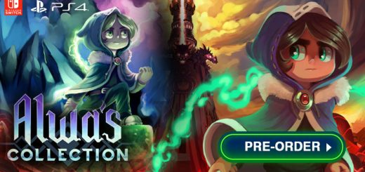 Alwa's Collection, Alwas Collection, The Mutant War: Übel Edition, Alwa's Awakening, Alwa's Legacy, Nintendo Switch, Switch, PS4, PlayStation 4, pre-order, US, Europe, North America, screenshots, Clear River Games, Elden Pixels, Physical Release