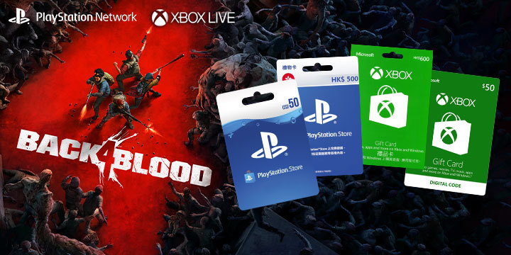 Back 4 Blood for PS5, PS4, XBXS, XBO