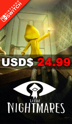 Little Nightmares [Deluxe Edition] Bandai Namco Games