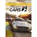 Project Cars 3 (Deluxe Edition) STEAM digital
