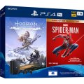 PlayStation 4 Pro 1TB HDD Mega Pack (Marvel's Spider-Man Game of the Year Edition / Horizon Zero Dawn Complete Edition)