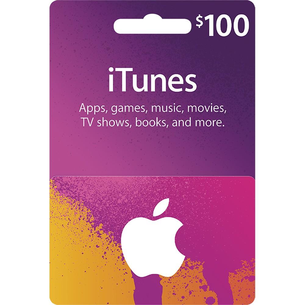 Itunes 100 Usd Gift Card Us Account Digital