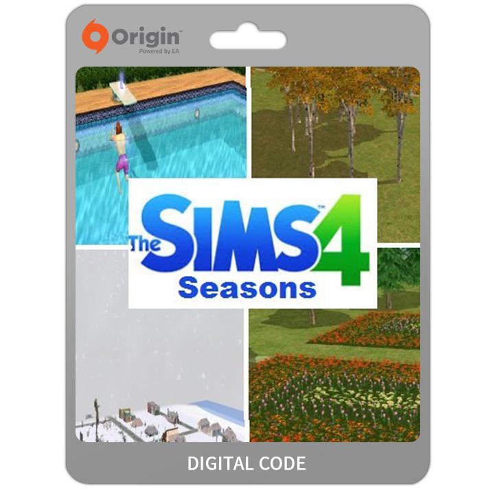 Sims 4 Seasons