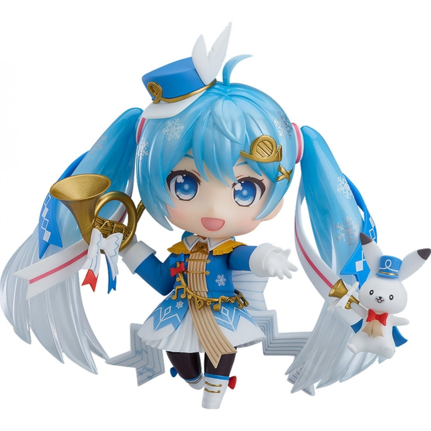 Snow Owl Ver FROM JAPAN Character Vocal Series 01... Nendoroid 570 Snow Miku