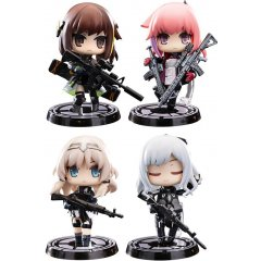 MINICRAFT SERIES GIRLS' FRONTLINE: DISOBEDIENCE TEAM SET OF ALL FOUR CHARACTERS (ST AR-15/M4A1/AK-12/AN-94) Hobbymax