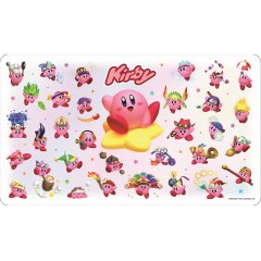 KIRBY'S DREAM LAND CHARACTER RUBBER MAT: (A) (ENR-047) Ensky