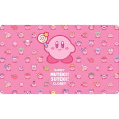 KIRBY'S DREAM LAND CHARACTER RUBBER MAT: (D) (ENR-050) Ensky