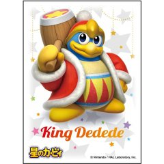 KIRBY'S DREAM LAND CHARACTER SLEEVE: KING DEDEDE (B) (EN-990) Ensky