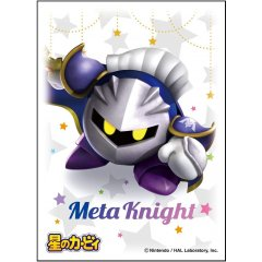 KIRBY'S DREAM LAND CHARACTER SLEEVE: META KNIGHT (B) (EN-991) Ensky