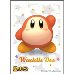 KIRBY'S DREAM LAND CHARACTER SLEEVE: WADDLE DEE (EN-992) Ensky