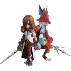 FINAL FANTASY IX BRING ARTS: FREYA CRESCENT & BEATRIX Square Enix