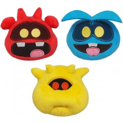 DR. MARIO WORLD PLUSH SET: DMP02 VIRUS (SET OF 3 PIECES) San-ei Boeki