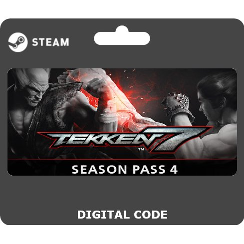 Tekken 7: Season Pass 4 (DLC)