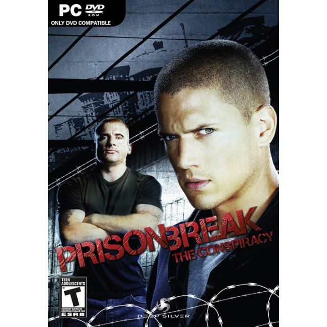 Prison Break Dvd Rom