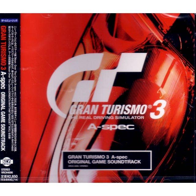 Gran Turismo 3 A-spec Original Soundtrack