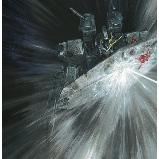 Mobile Suit Gundam Char S Counterattack Original Soundtrack Complete Blu Spec Cd2
