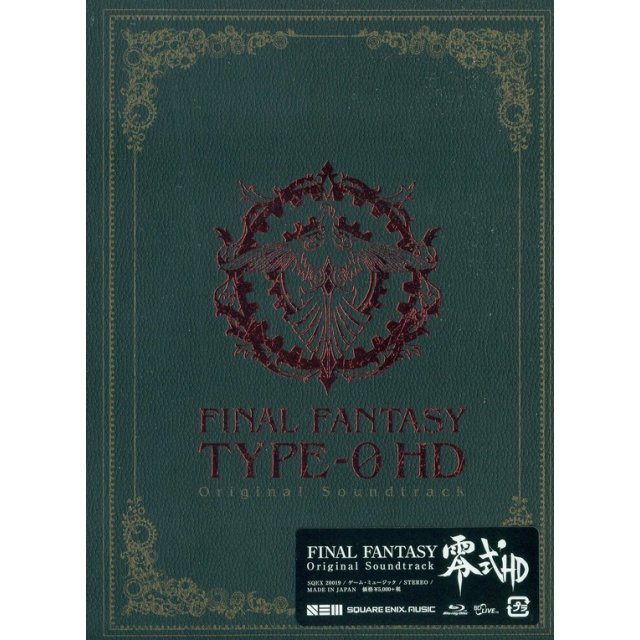 Final Fantasy Type-0 HD Original Soundtrack [Blu-ray Disc Music]