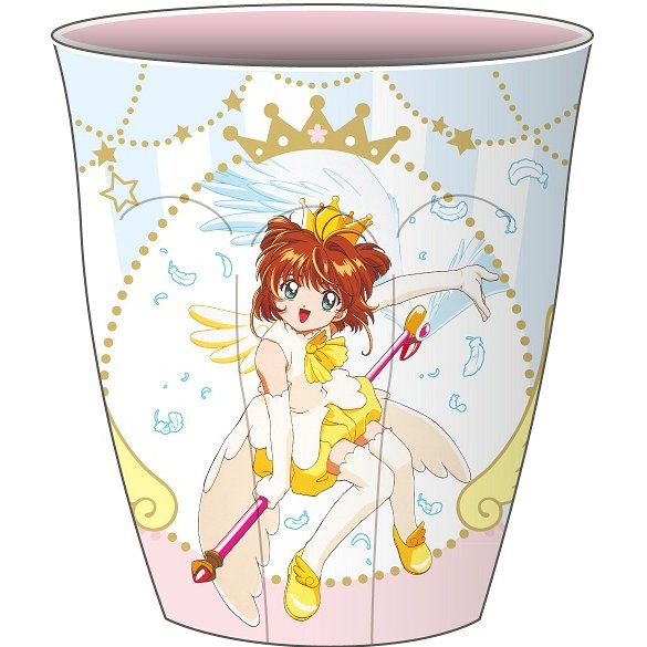 Cardcaptor Sakura Melamine Cup: Yellow Dress