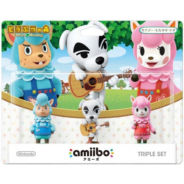 New Animal Crossing Figure KK Slider Doubutsu no Mori Totakeke