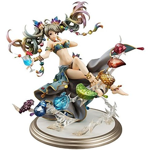 Granblue Fantasy 1/8 Scale Pre-Painted PVC Figure: Les Fie