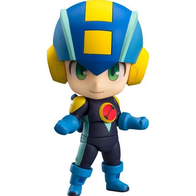Nendoroid No. 716 Mega Man Battle Network: MegaMan.EXE Super Movable Edition
