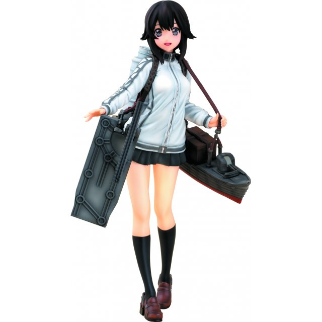 Kantai Collection 1/7 Scale Pre-Painted PVC Figure: Hayasui