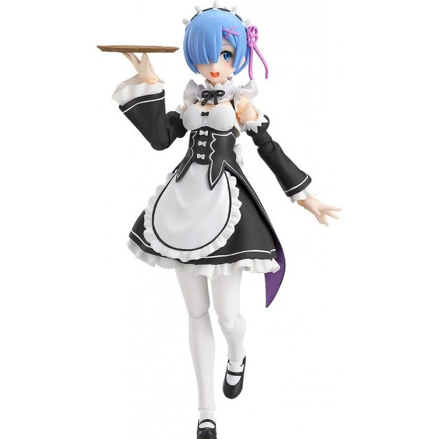 figma No. 346 Re:ZERO Starting Life in Another World: Rem