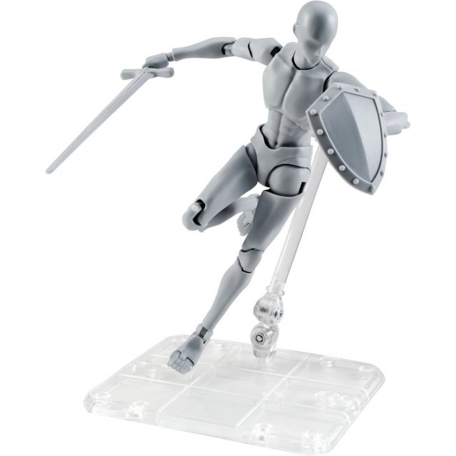 S.H.Figuarts Body-kun Rihito Takarai Edition DX Set Gray Color Ver.