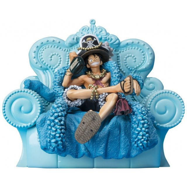 Figuarts Zero One Piece: Monkey D. Luffy -One Piece 20th Anniversary Ver.-
