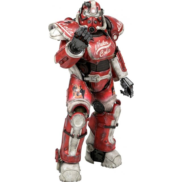 Fallout 4: T-51 Power Armor - Nuka Cola Armor Pack