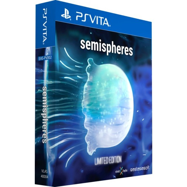 Semispheres [Blue Cover Limited Edition]