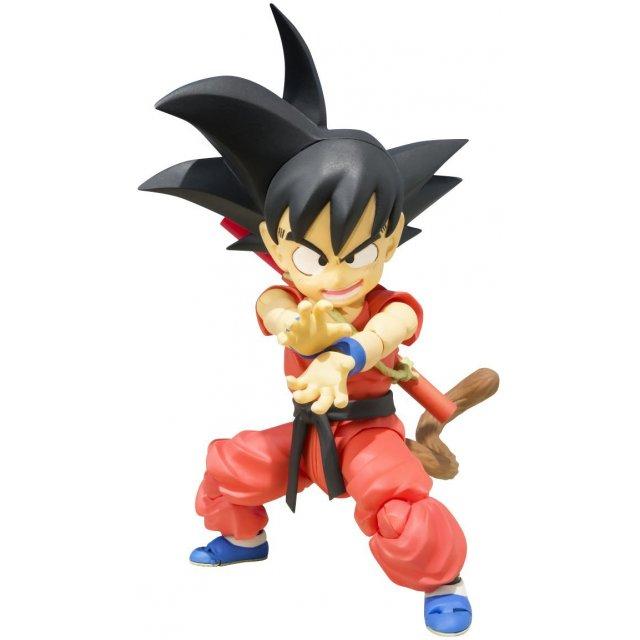S.H.Figuarts Dragon Ball: Son Goku (Boyhood)