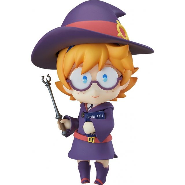 Nendoroid No. 859 Little Witch Academia: Lotte Yanson (Re-run)