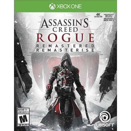 assassin s creed rogue remastered spanish cover assassin s creed rogue remastered spanish cover